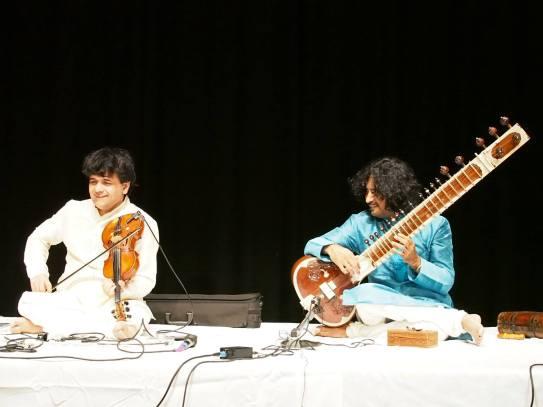 with Ganesh Rajagopalan.
