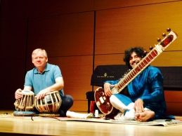 Performing Arts Center at Texas State University, San Marcos with Steve Bolton (Tabla)