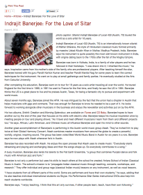 International Musician Magazine